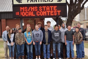 PC-H Trap Team Going to State