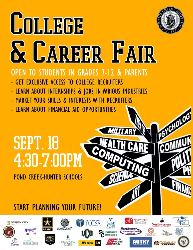 PC-H Hosted College & Career Fair