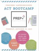 PC-H Hosted ACT Bootcamp